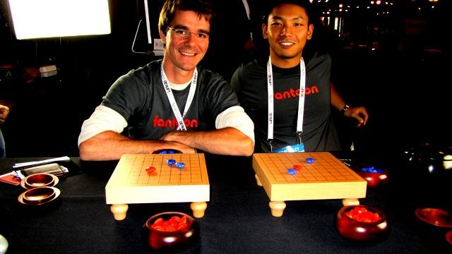 Strategic Go at TechCrunch, USA