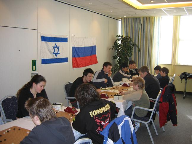 Last Photos from European Youth Goe Championship 2007