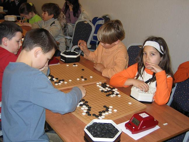 EYGC 2007, photos from European Yuoth Goe Game Championship
