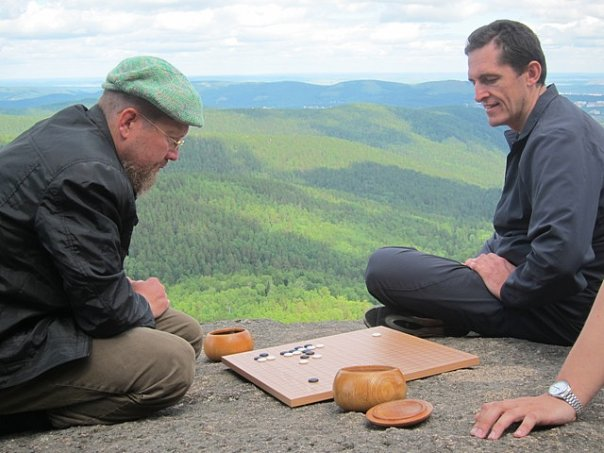 Expedition in search of Go game origins in Mongolia